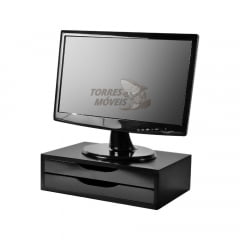 TOR3346 - Suporte para monitor com 2 gavetas