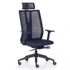 Cadeira Torres Addit alta - com apoio de cabeça