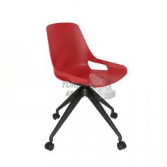 cadeira Ella sem braços - Base giratória