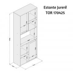 Estante Jurere - TOR170425