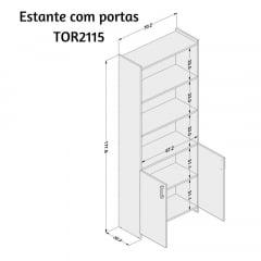 Estante TOR2115